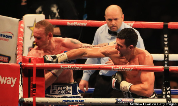 carl froch george groves