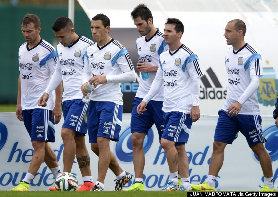 argentina fifa world cup