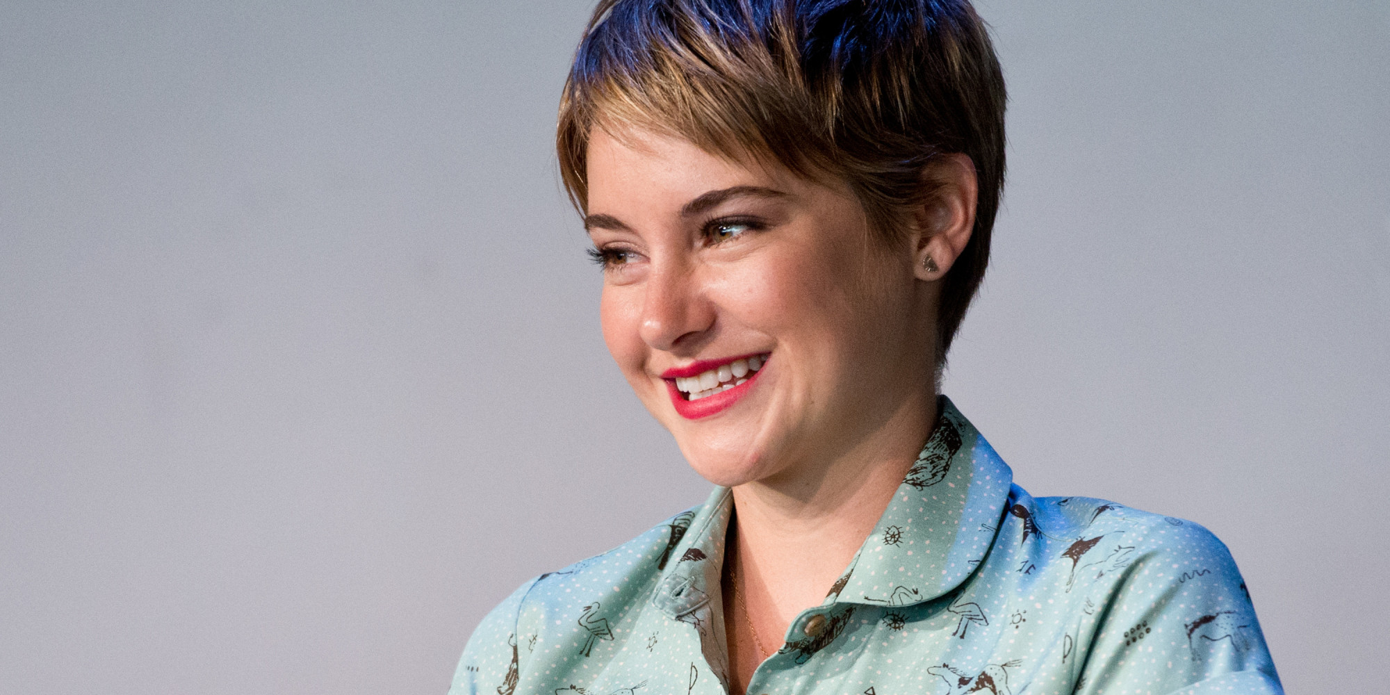 J Hairstyle: Shailene Woodley On Why Comparing Her To J-Law Is Bad For