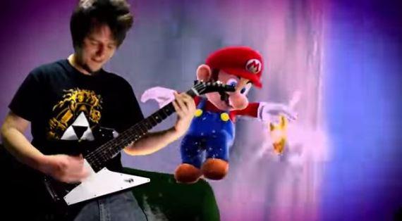 musique jeux video metal