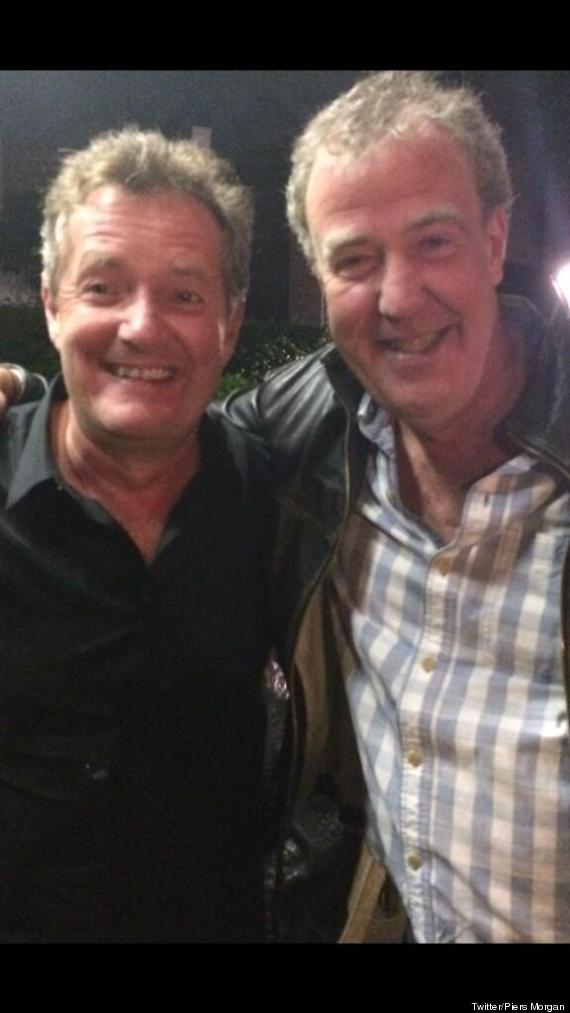 piers morgan jeremy clarkson