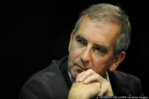 robert harris author