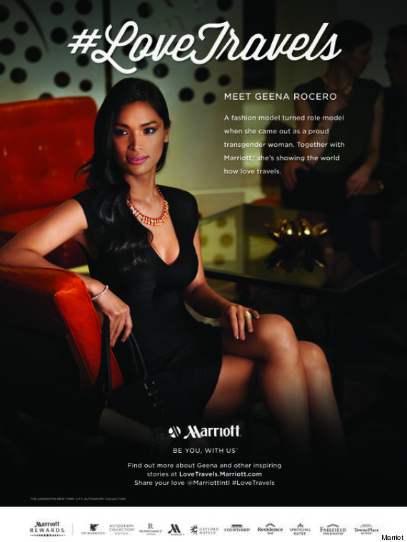 marriot hotel lgbt campaign