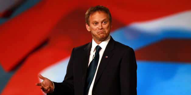Party Co-Chairman Grant Shapps during the Conservative Party Conference at the ICC, Birmingham.