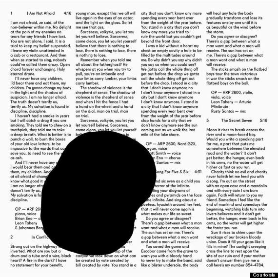 in conflict owen pallett