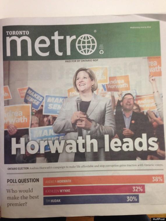 horwath leads metro