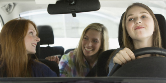 What Every Parent Needs to Hear About Teens in Cars