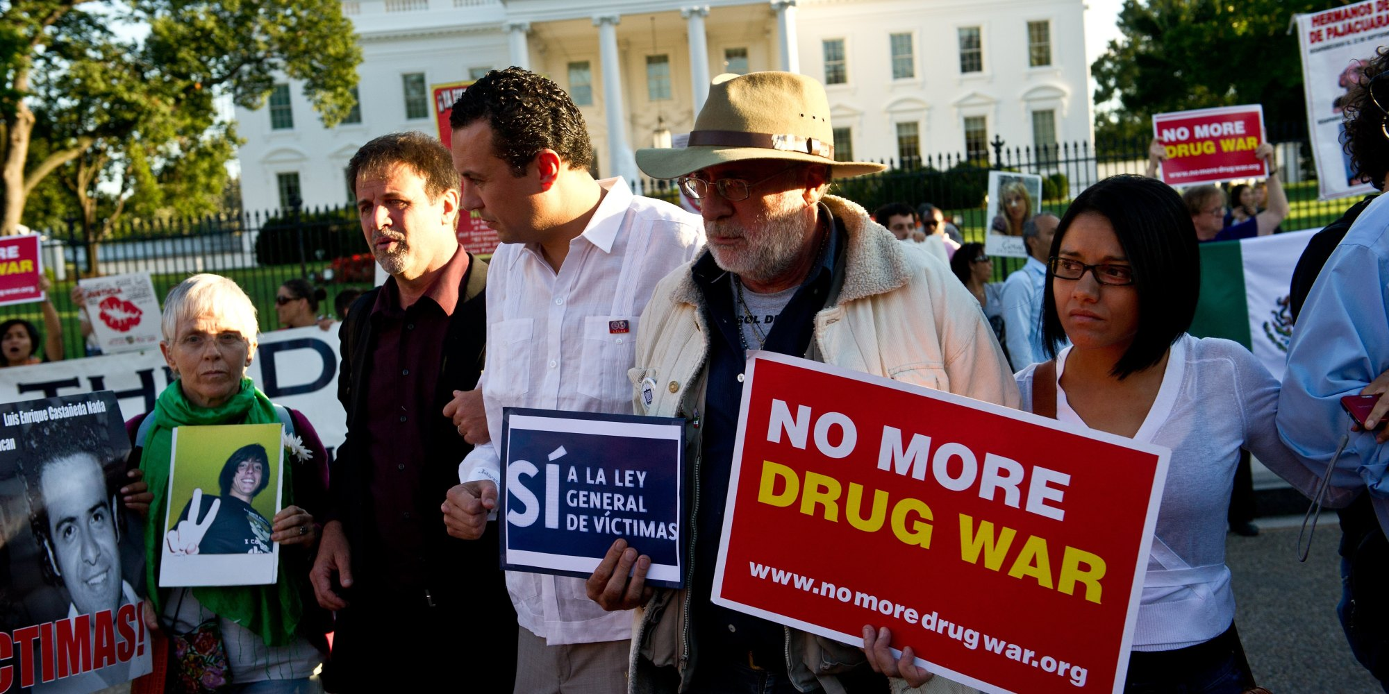 the war on drugs throughout the american suburban