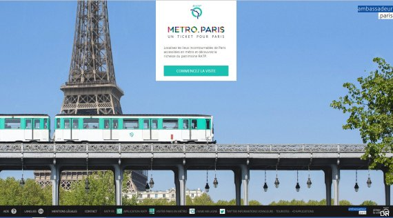 metro point paris