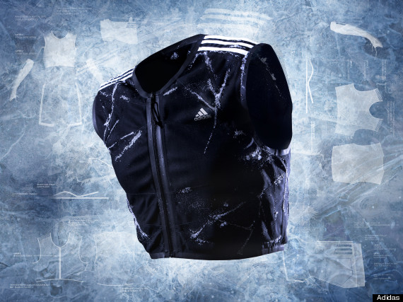 adidas precooling vest world cup