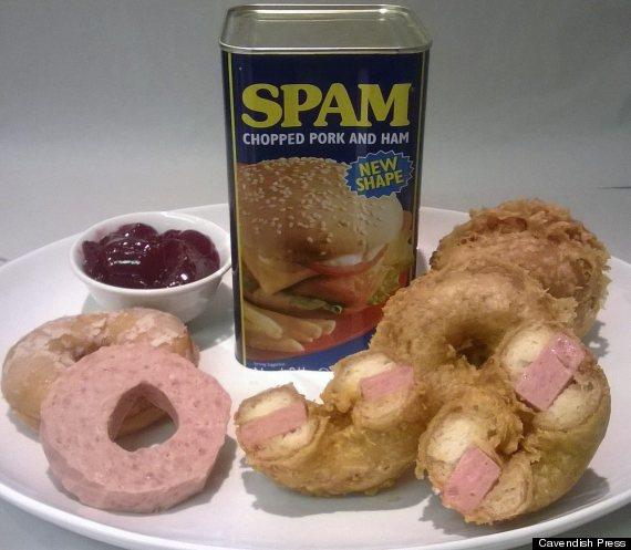 spam doughnut