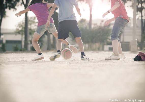 soccer teenage
