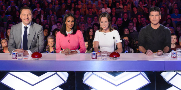 The 'Britain's Got Talent' judges