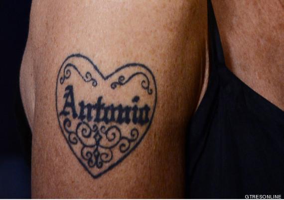 tatuaje melanie