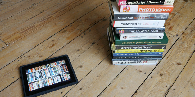 How to Organize Your Books