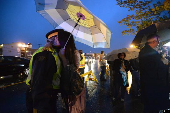 moncton rcmp shootings vigil