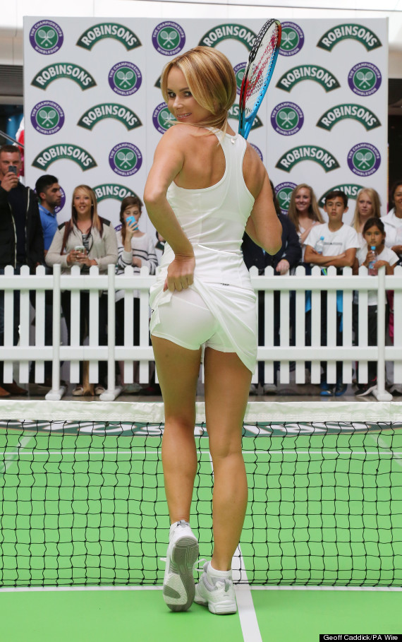 athena tennis girl