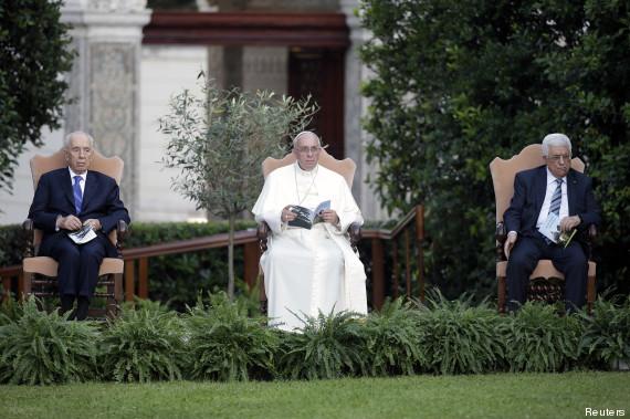 priere pape abbas peres