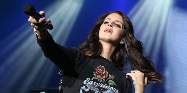 Lana Del Rey's 'Brooklyn Baby' Is An Ode To Hipsters