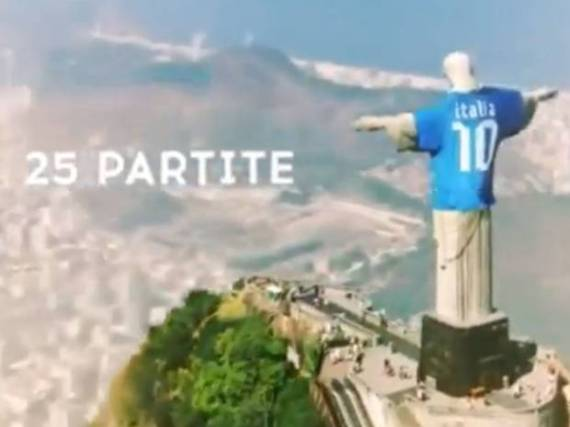 christ the redeemer italy shirt