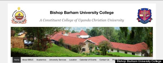bishop barham university college