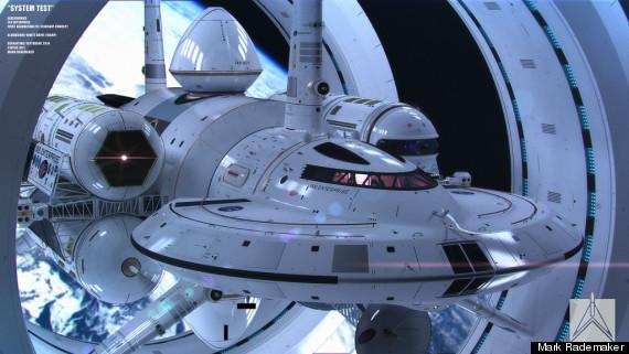 Has NASA Accidentally Invented The Warp Drive?