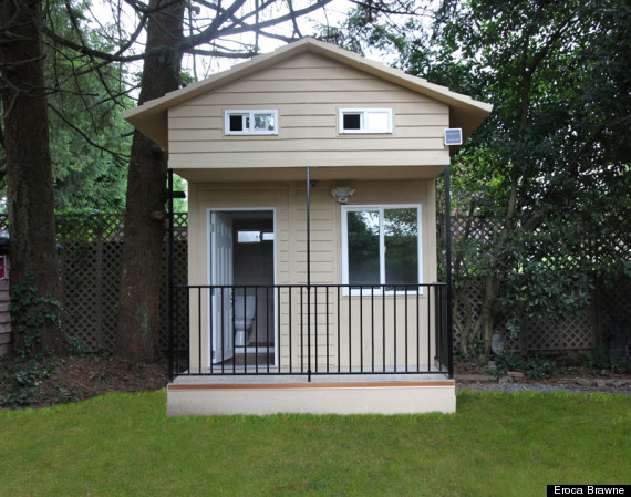 Tiny House Will Solve World Housing Problem B C Company Says