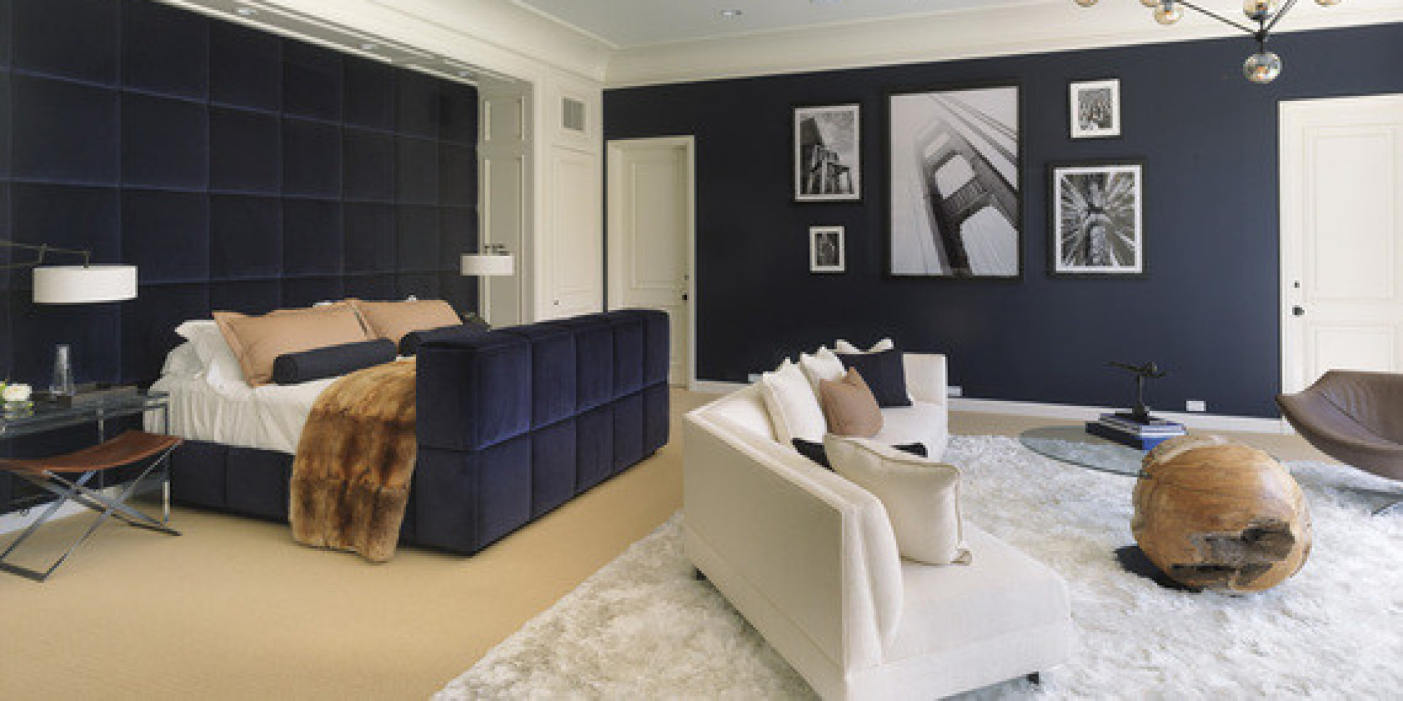 mens colors interior ideas design bedrooms elegant image masculine bedroom paint decorate trendy of cdbossington