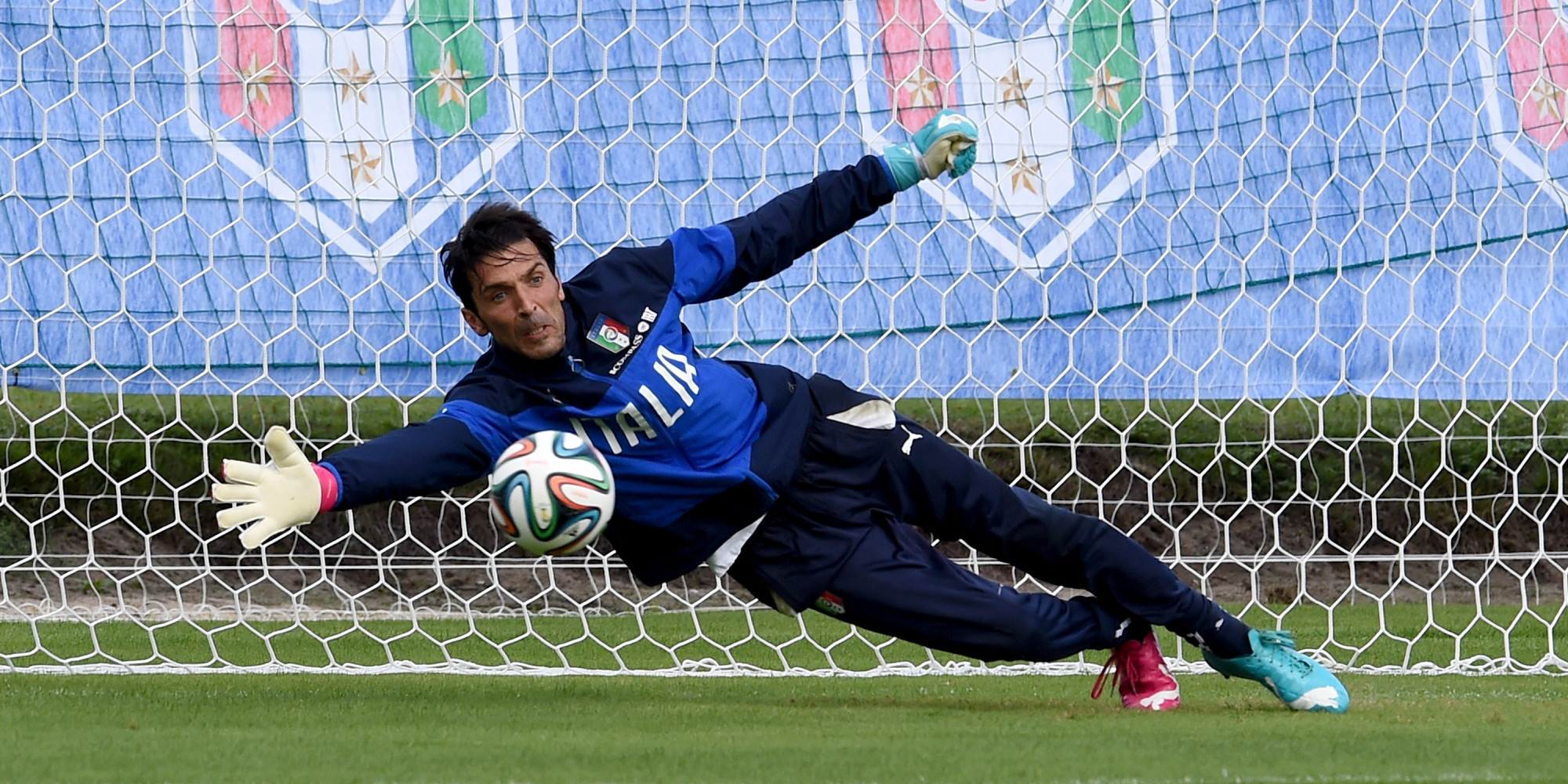 Gianluigi Buffon Out Against England And Italy s Anthem Won t Be