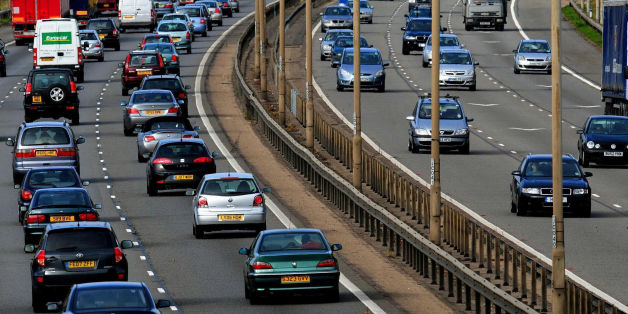 "File photo dated 26/10/09 of traffic on the M1 motorway as Government investment in major roads will need to increase ""substantially"" during the next decade if traffic forecasts are correct, says a report by MPs."