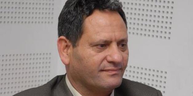 Président du Syndicat national des journalistes tunisiens (SNJT), Néji Bghouri