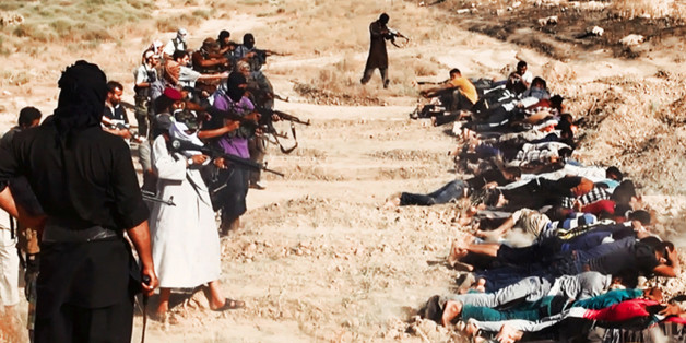 Isis-Extremisten haben in Syrien acht Mäner getötet und gekreuzigt (Symbolbild)