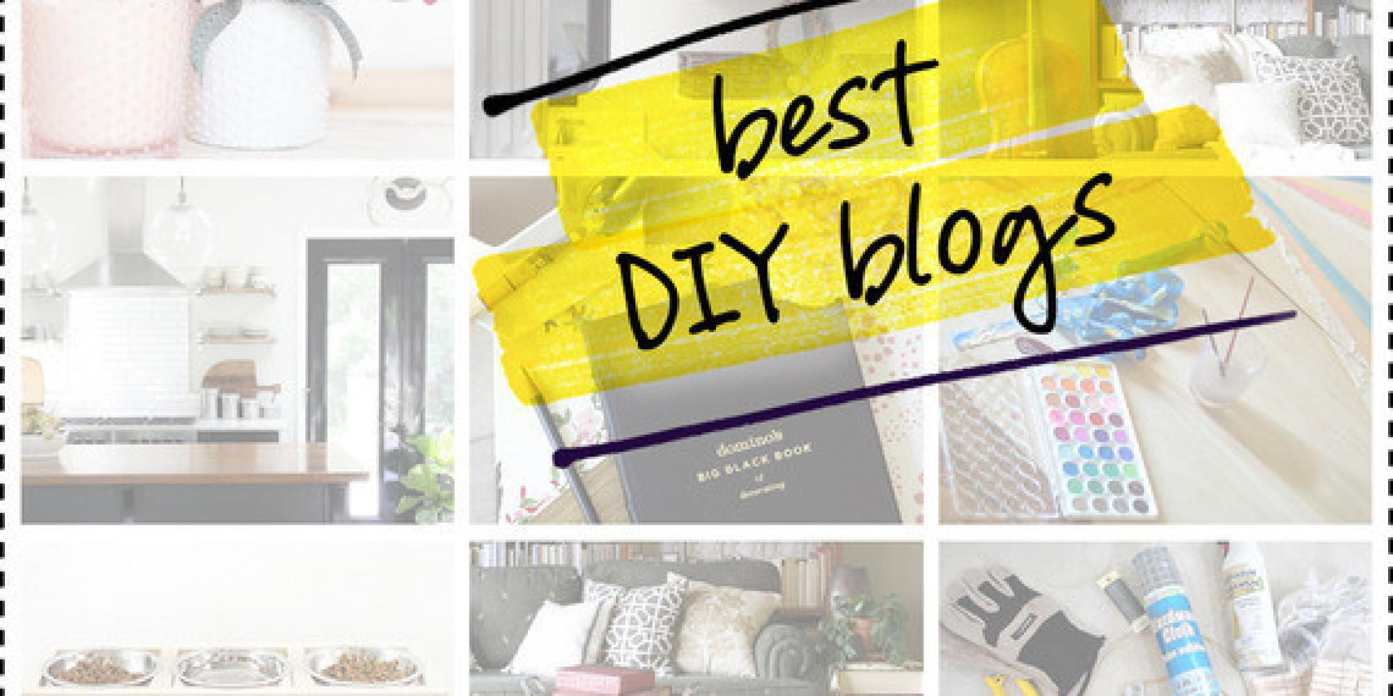 The 17 best diy blogs huffpost solutioingenieria Gallery