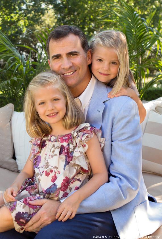 príncipe e hijas