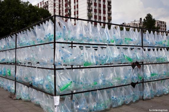 labyrinthe en plastique