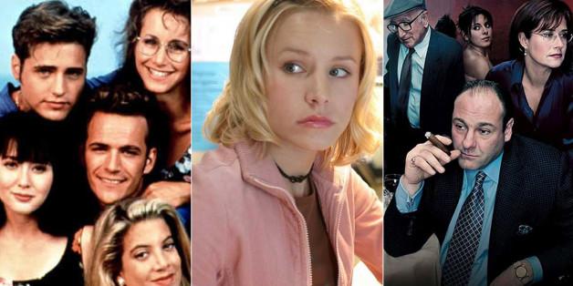 'Beverly Hills, 90210,' 'Veronica Mars,' 'The Sopranos.'