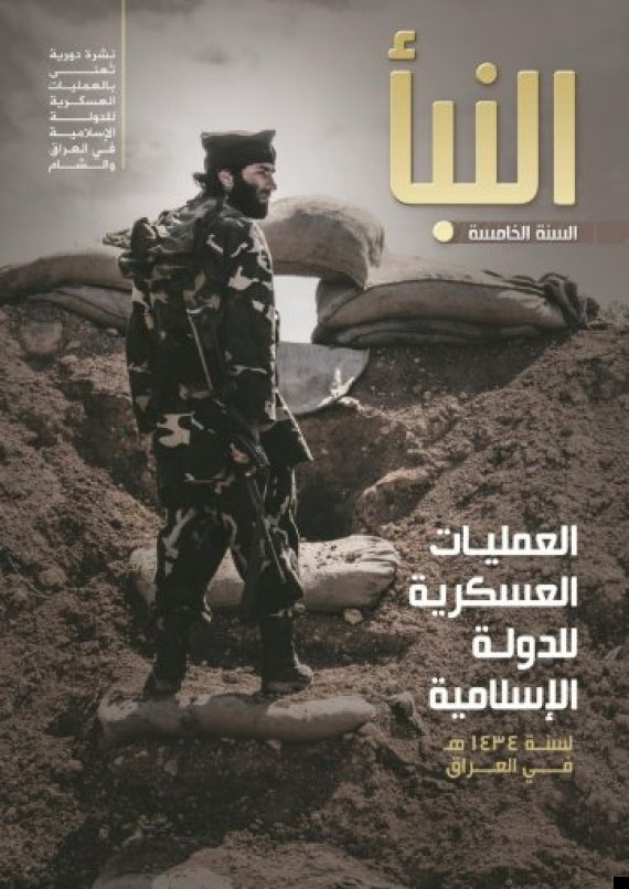 cover art from the isis annual report
