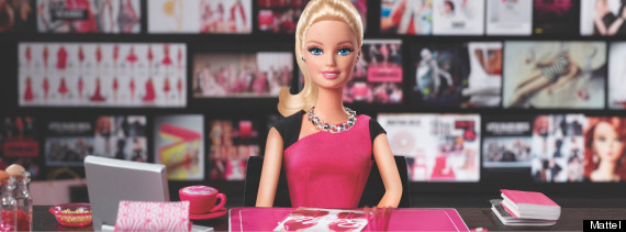 barbie entr