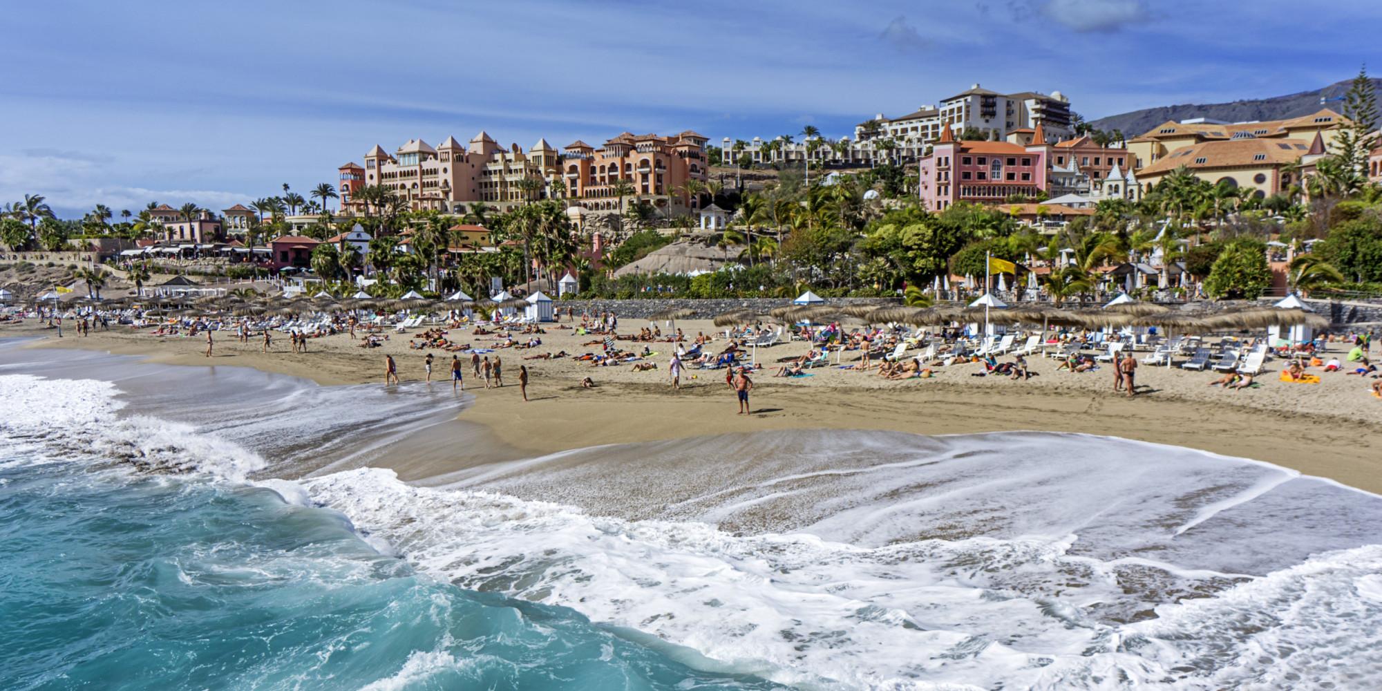 Santa Cruz Tenerife Best Beach