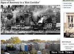 ワシントンDCの復活の兆しを報じるNew York Times