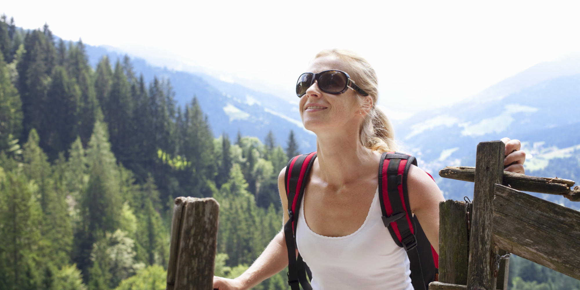 here's proof going outside makes you healthier | huffpost