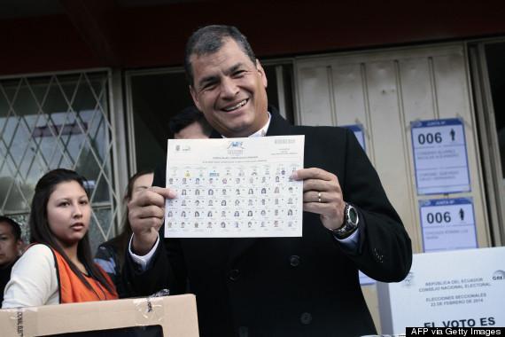 ecuador election