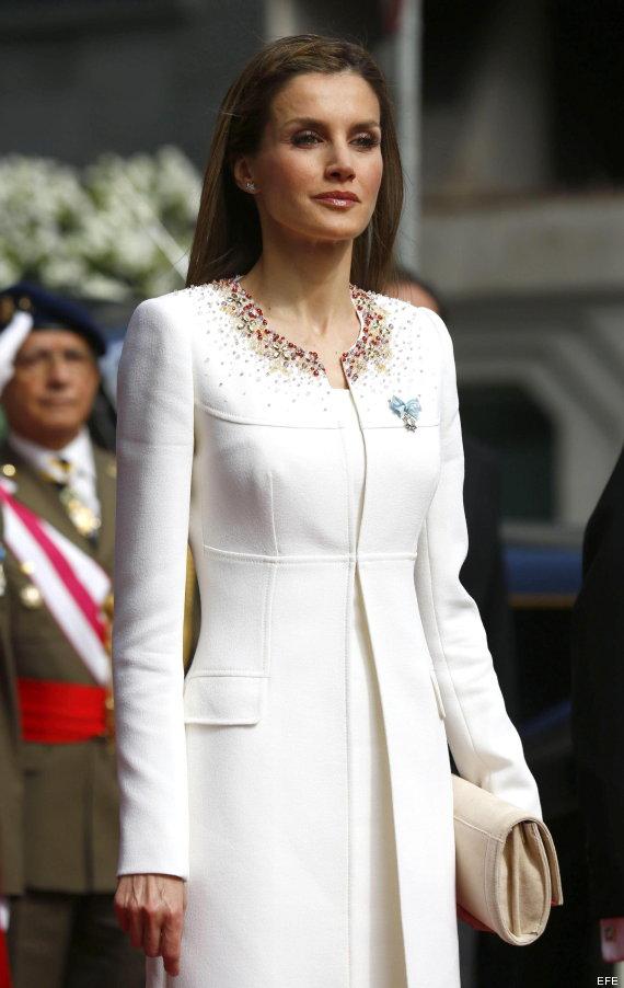 letizia vestido congreso