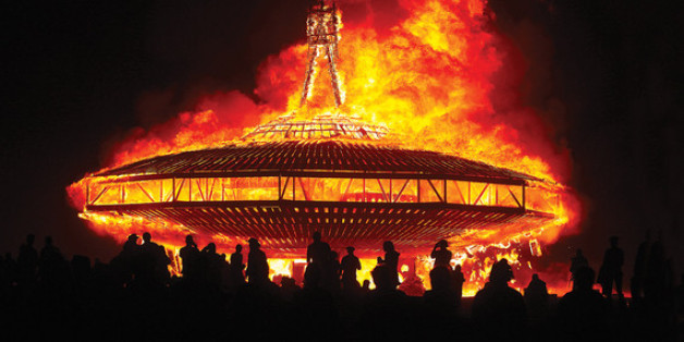 The Epic Food Scene at Burning Man