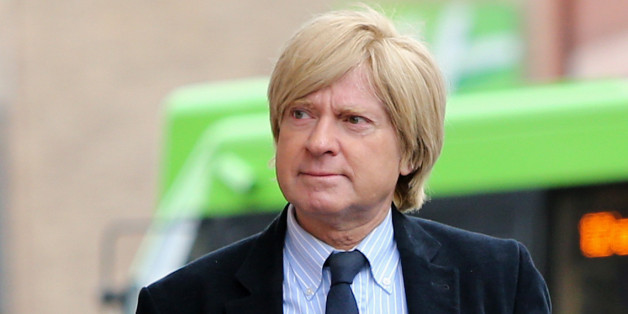 Michael Fabricant MP arrives at Preston Crown Court as a witness in the trial for former deputy speaker of the House of Commons Nigel Evans who faces nine charges, dating from 2002 to April 1, last year of sexual offences against seven men.