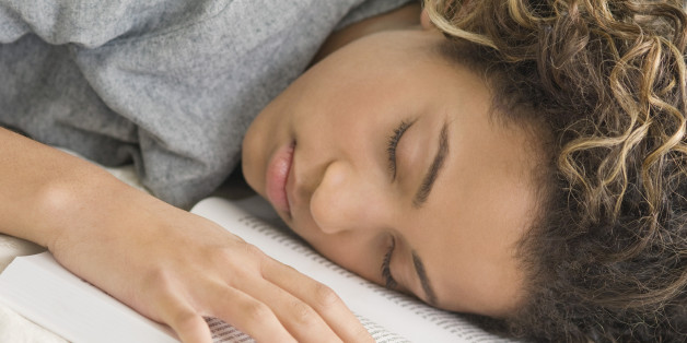 Scientists Link A Good Night's Sleep To Higher Test Scores
