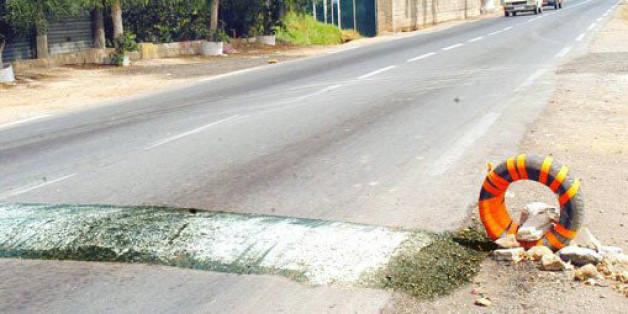 En Algérie, les ralentisseurs font râler les automobolistes