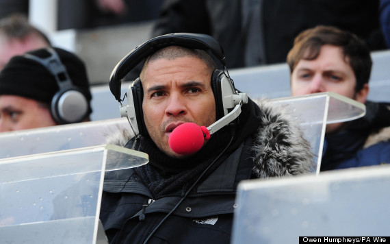 Stan Collymore Falkland Islands Tweet Leads To Silent Protest By War Veterans