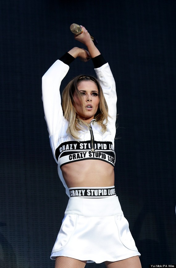 8c23d9d70d56 Capital Summertime Ball 2014  Miley Cyrus And Cheryl Cole Lead Acts ...