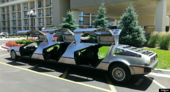 stratch delorean